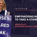 Nurses speaking out about covid 19